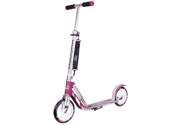 Big Wheel 205 magenta zilver